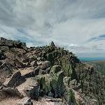 Summit of Mount Katahdin (StreetView)
