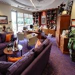 Clemson Football coach Dabo Swinney's office in Clemson ...