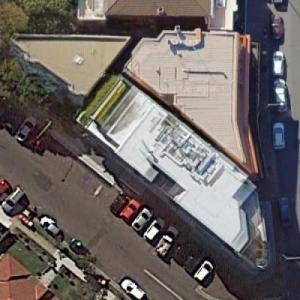 James Packer's House (Google Maps)