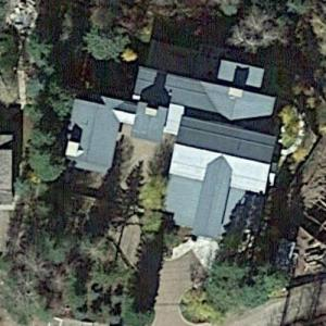 James Hetfield's House (Google Maps)
