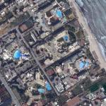 Site of Tunisian Terrorist Beach Resort Attack (26 JUN 2015)