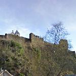 Esch-sur-Sûre Castle (StreetView)