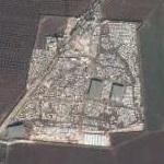 Bab Al Salame IDP Camp in A'Zaz District, Syria. (Google Maps)