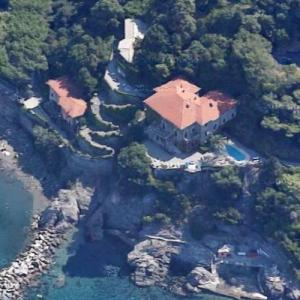 Gianni Agnelli's House (former) (Google Maps)