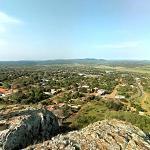View from Cerro Yaguarón (StreetView)