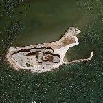 Bourtzi Castle (Google Maps)