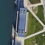 Fontana Boathouse by Frank Lloyd Wright