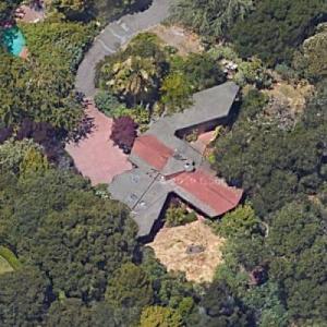 Sidney Bazett House by Frank Lloyd Wright (Google Maps)