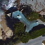 Walker Residence by Frank Lloyd Wright (Google Maps)