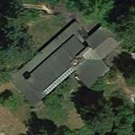 Chauncey L. Griggs Residence by Frank Lloyd Wright (Google Maps)
