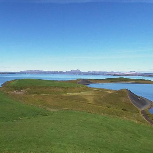 "Mývatn (""Game of Thrones"") (StreetView)"