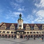 Altes Rathaus, Leipzig (StreetView)
