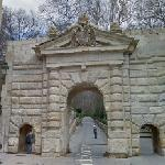 Gate of the Pomegranates