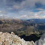View from Pedraforca (StreetView)