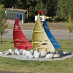 'Catch the Wind' by Donna Bain, Mason McCuddin and Patty Sgrecci (StreetView)