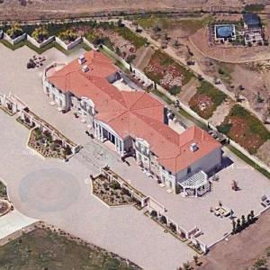 Alan Kims' House (Google Maps)