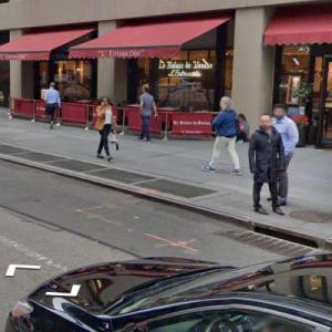 Marilyn Monroe's Subway Grate (StreetView)