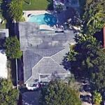 Martina Navratilova's House (Google Maps)