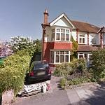 Annette Crosbie's House (StreetView)