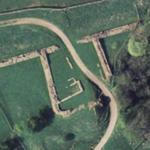 Milecastle 49 - Hadrian's Wall (Google Maps)