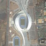 Incheon Asiad Main Stadium by Populous (Google Maps)