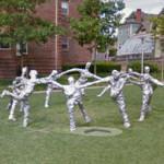 'Circle Dance' by Thomas Freidman (StreetView)