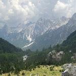 """Prokletije - """"Albanian Alps"""" (StreetView)"""