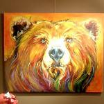 'Bear Master' by Diane Whitehead