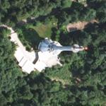 Sender Donnersberg (Google Maps)