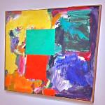 'Toward Crepuscule' by Hans Hofmann (StreetView)