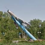 Su-7BM (StreetView)
