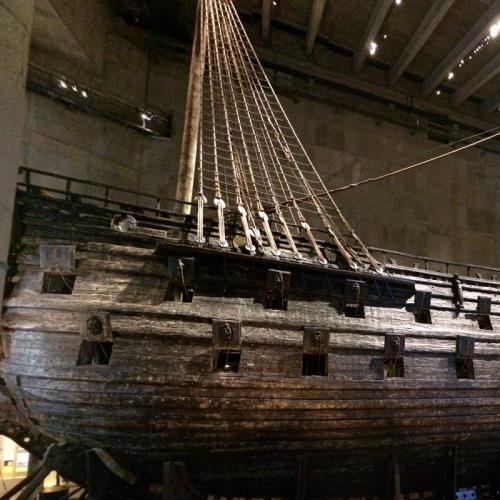 Swedish warship Vasa (StreetView)
