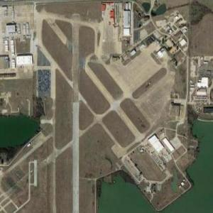 Grand Prairie Armed Forces Reserve Complex (Formerly Hensley Field / former Dallas NAS) (Google Maps)