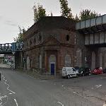 Former Cumberland Street Railway Station
