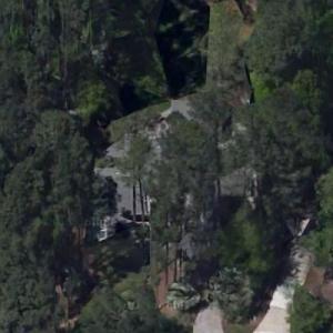 Lindsey Graham's House (Google Maps)