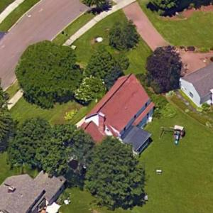Bernie Sanders' House (Google Maps)