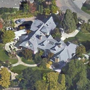 Buster Posey's House (Google Maps)