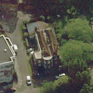 Cara Delevingne's House (Google Maps)