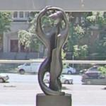 'Amphion' by Henri Laurens (StreetView)