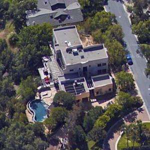 Nyjah Huston's House (Google Maps)