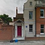 Alan Turing's (code breaker) house
