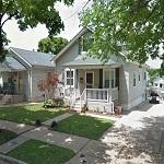 Yogi Berra's childhood home (StreetView)
