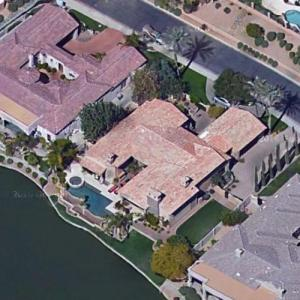 Bruce Arians' House (Google Maps)