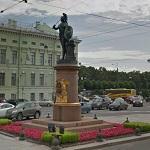 Alexander Suvorov monument (StreetView)