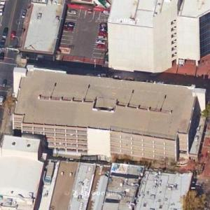 "Breaking Bad Filming Location ""Parking garage"" (Google Maps)"