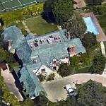 Ronald A. Katz's House (Google Maps)
