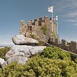 Castelo dos Mouros (StreetView)
