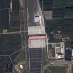Location of Massive Beijing Traffic Jam (Google Maps)