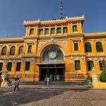 Saigon Central Post Office (StreetView)