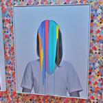 'Liquid Video Game Pop Head' by Douglas Coupland (StreetView)